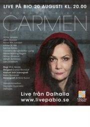 Direktsänd opera: Carmen @ Borrby Bio | Borrby | Skåne län | Sverige