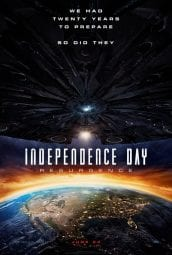 Independence Day 2 @ Borrby Biograf